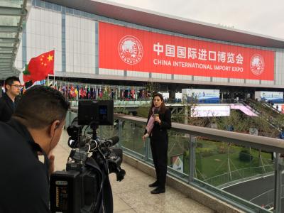 版权服务 精彩掠影|中国版权保护中心专家服务首届进口博览会